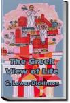 The Greek View of Life   G. Lowes Dickinson