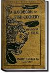 A Handbook of Fish Cookery | Lucy Yates