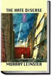 The Hate Disease | Murray Leinster