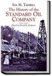 The History of Standard Oil | Ida M. Tarbell