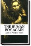 The Human Boy Again | Eden Phillpotts