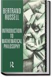 Introduction to Mathematical Philosophy | Bertrand Russell