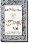 Kept for the Master's Use | Frances Ridley Havergal