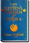 The Kitten's Garden of Verses | Oliver Herford