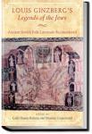 The Legends of the Jews - Volume 3   Rabbi Louis Ginzberg