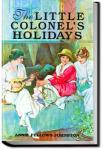 The Little Colonel's Holidays | Annie F. Johnston