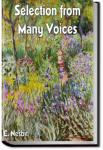 Many Voices | E. Nesbit