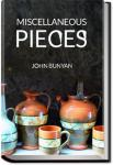 Miscellaneous Pieces | John Bunyan