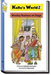 Kallu's World 2: Monkey Business on Stage | Pratham Books
