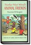Mother West Wind's Animal Friends | Thornton W. Burgess