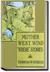 Mother West Wind Where Stories | Thornton W. Burgess