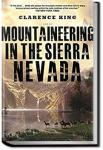 Mountaineering in the Sierra Nevada | Clarence King