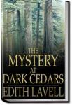 The Mystery at Dark Cedars | Edith Lavell