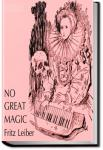 No Great Magic | Fritz Leiber