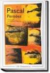 Pascal's Pensées | Blaise Pascal