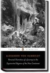 Personal Narrative of Travels - Volume 1 | Alexander von Humboldt