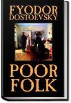 Poor Folk | Fyodor Dostoyevsky