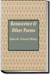Renascence and Other Poems | Edna St. Vincent Millay