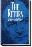 The Return | Walter De la Mare