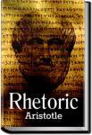 Rhetoric   Aristotle