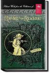 Rhyme? And Reason? | Lewis Carroll
