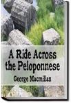 A Ride Across the Peloponnese | George MacMillan