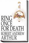Ring Once for Death   Robert Andrew Arthur