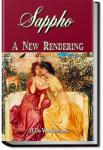 Sappho: A New Rendering | Sappho