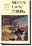 Speeches Against Catilina | Marcus Tullius Cicero