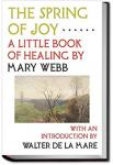 The Spring of Joy | Mary Webb