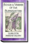 Suffrage Songs and Verses | Charlotte Perkins Gilman
