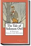 The Tale of Solomon Owl | Arthur Scott Bailey