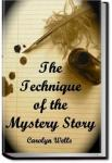 The Technique of the Mystery Story | Carolyn Wells