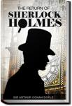 The Return of Sherlock Holmes | Sir Arthur Conan Doyle