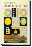 Goethe's Theory of Colours | Johann Wolfgang von Goethe