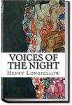 Voices of the Night and Other Poems | Henry Wadsworth Longfellow