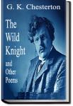 The Wild Knight and Other Poems | G. K. Chesterton