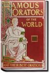 The World's Famous Orations, Vol. IV: Great Britain II | Various