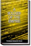 A Soldier Of The Empire   Thomas Nelson Page