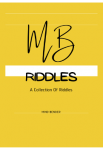 Book of Riddles | Sumeet Pratap