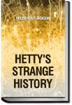 Hetty's Strange History | Helen Hunt Jackson