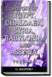 History of Egypt, Syria, Babylonia - Vol 7 | Gaston Maspero