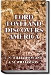 Lord Loveland Discovers America | C. N. Williamson and A. M. Williamson
