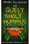 The Quest For The Holy Hummus | James Allinson