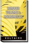 Romans - Volume 3: Micromegas | Voltaire