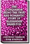 The Conqueror | Gertrude Atherton