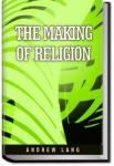The Making of Religion | Andrew Lang