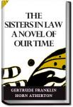 The Sisters-In-Law | Gertrude Atherton
