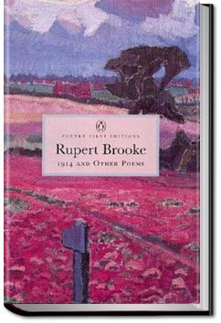 1914 and Other Poems | Rupert Brooke