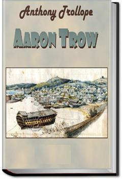 Aaron Trow | Anthony Trollope